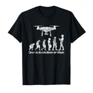 Droneevolution T shirts