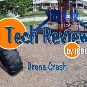 Drone Crash in Park - YouTube