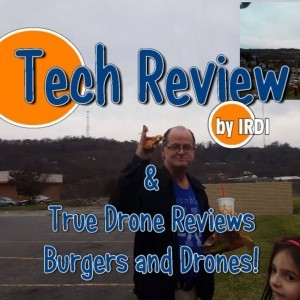 Burgers and True Drone Reviews! - YouTube
