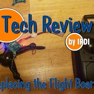 DM003 Mini Drone Flight Board Replacement in 4k - YouTube