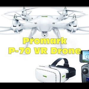 Promark P-70 review with VR setup! - YouTube