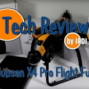 Hubsan X4 H109S PRO low edition Flight Fun - YouTube