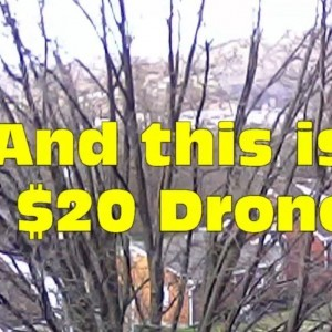 Xtreme Raptor Drone Flight video - YouTube
