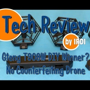 GTENG T908W Review-Flying Sausage? - YouTube