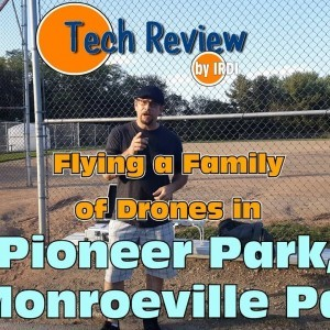 Flying at Pioneer Park in Monroeville PA. - YouTube